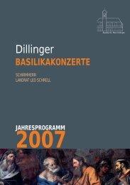 Download - Dillinger Basilikakonzerte