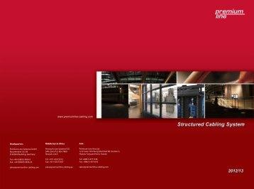 Premium Line small product catalogue
