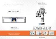 MWE Broschuere Schiebetuerbeschlaege 2013 - Torda Türen