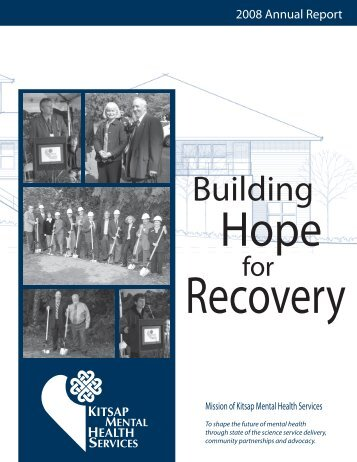 2008 Annual Report - Kitsap Mental Health Services