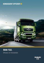 MAN TGX. - AGRAVIS Technik Ahaus-Borken GmbH