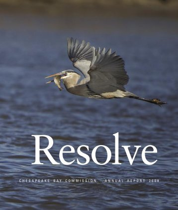 Resolve - Chesapeake Bay Commission