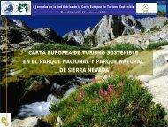 Parque Natural - EUROPARC-España