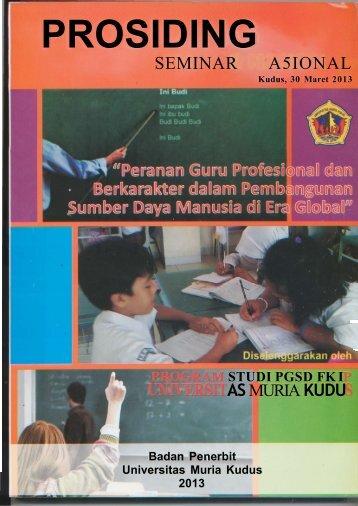 Download (466Kb) - Universitas Muria Kudus