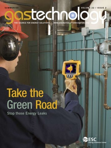 Take the Green Road - Energy Solutions Center