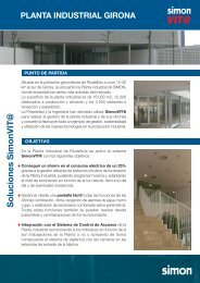 Ficha técnica del proyecto - Simon