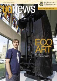 UQ News - Issue 578 - Office of Marketing and Communications