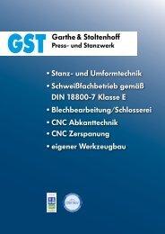 1 - Garthe & Stoltenhoff Gmbh & Co KG