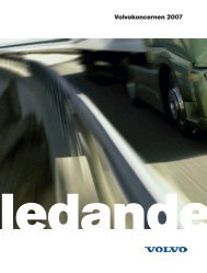 för 2007 - Volvo