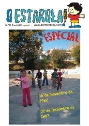 O Estarola - Novembro 2007 - Associação Pomba da Paz