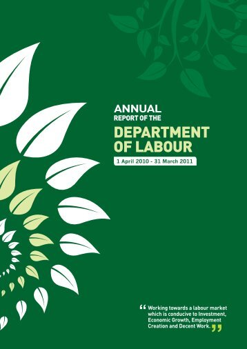 Annual Report - Department of Labour 2011- part 1.pdf