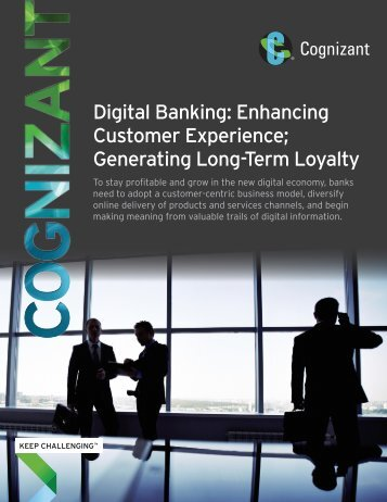 Omni channel banking the digital transformation roadmap digital banking enhancing customer experience generating long term malvernweather Images