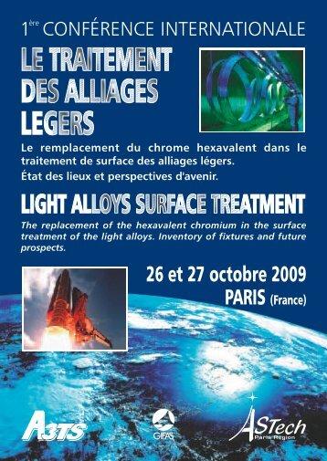 26 et 27 octobre 2009 – PARIS
