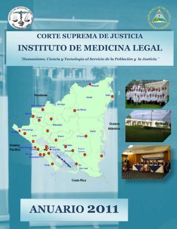 Anuario IML 2011 - Poder Judicial