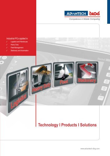 Products and Technologies for Commercial Deployment of