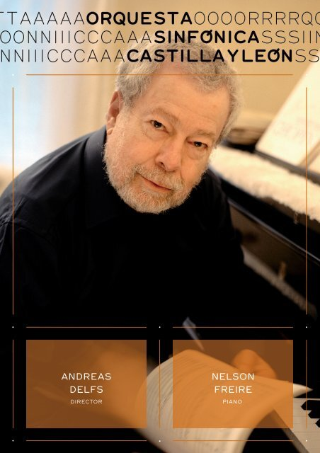 NelsoN Freire aNdreas delFs - Blog del Auditorio Miguel Delibes