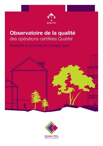 observatoire Qualitel - Qualité Logement
