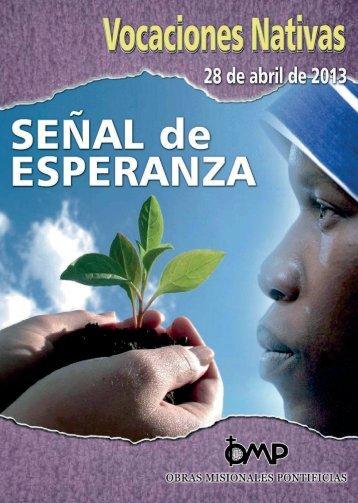 Vocaciones nativas - Conferencia Episcopal Española