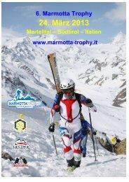 24. März 2013 - Marmotta Trophy