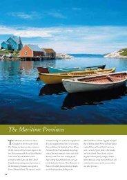 The Maritime Provinces - Audley Travel