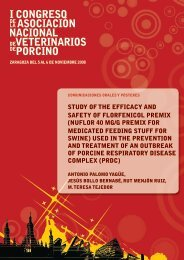 STUdY Of ThE EffICACY ANd SAfETY Of fLORfENICOL PREMIx ...