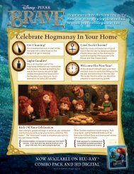 Celebrate Hogmanay In Your Home