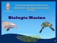 UNACAR Biol Marina.pdf - Facultad de Ciencias Marinas