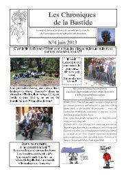 Télécharger le numéro de juin 2013 - Le Centre Forestier de la ...