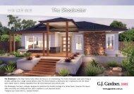 The Shoalwater - G.J. Gardner Homes
