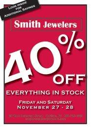 Smith Jewelers - RDL Marketing Group