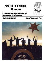 download - Schalom-Haus