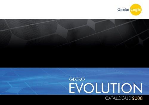 EVOLUTION - GeckoEnergies