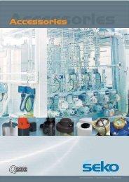 Seko WATER TREATMENT Accesso.. - UK