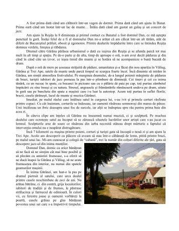 Garana - Fundatia NOI CITIM