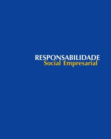 Responsabilidade Social Empresarial - CNI