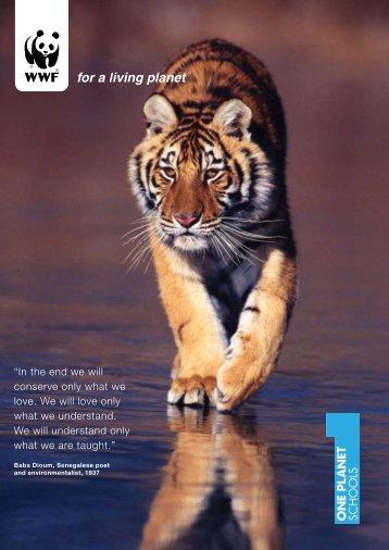 Autumn 2008 - WWF UK