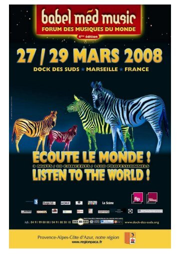 Dossier Babel 2008 - Zone Franche