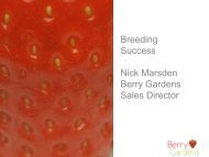 Download this speaker's presentation - Global Berry Congress