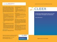 The European External Action Service one year on ... - Asser Institute
