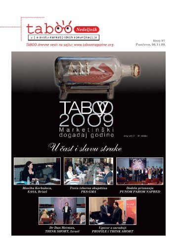 TABOO NEDELJNIK - BROJ 97 (.pdf)