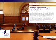 Download: Digital media and advertising policy - Digital Strategy ...