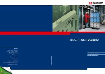 PDF Download - Schenker Deutschland AG