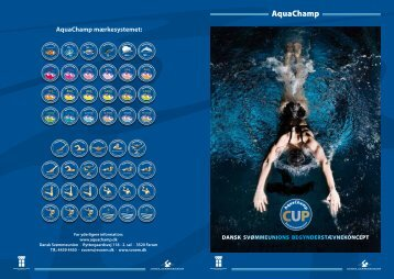 AquaChamp - Dansk Svømmeunion