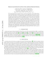 arXiv:gr-qc/0406038 v1 10 Jun 2004 - Virgo