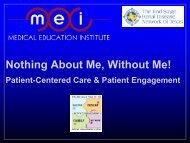 Webinar Slides - The End Stage Renal Disease Network of Texas