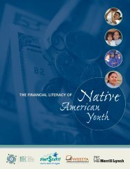American Youth - Native Nations Institute - University of Arizona