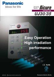 UJ35 - Panasonic Electric Works