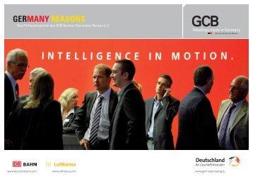 Das Partnerprogramm - GCB