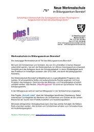 Erfahrungsbericht FSJ im Bildungszentrum Bonndorf - DRK Baden