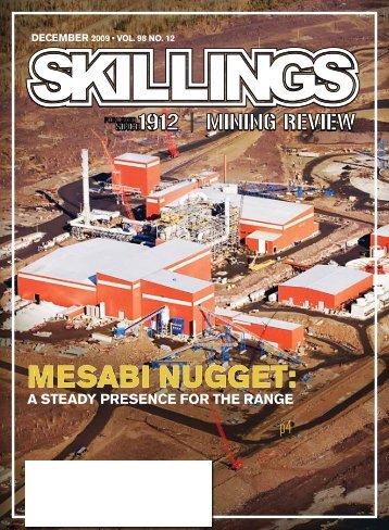 MEsaBi NuggEt: - Steel Dynamics, Inc.